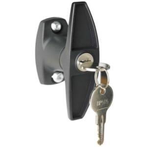 Locking-T-Handle