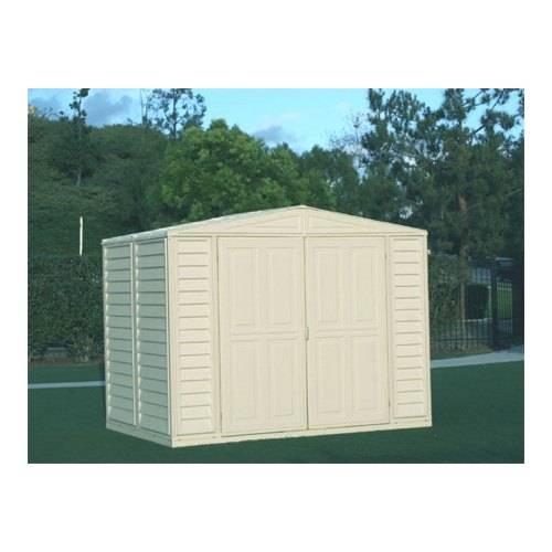 Duramax 0806 garden shed