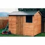 Pinehaven garden shed