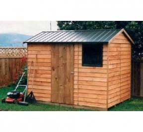 Genial Timber Garden Shed