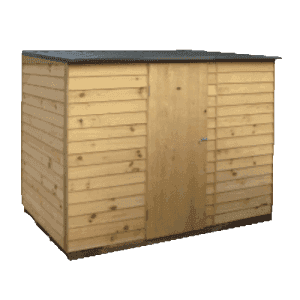 Richmond garden sheds