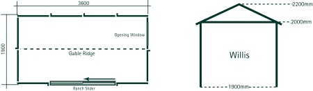Willis Floorplan