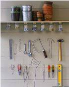 tool shed board