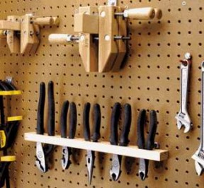 tool shed storage