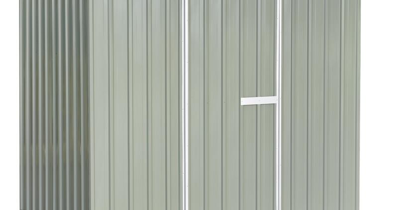 hazy grey GVO2315 shed