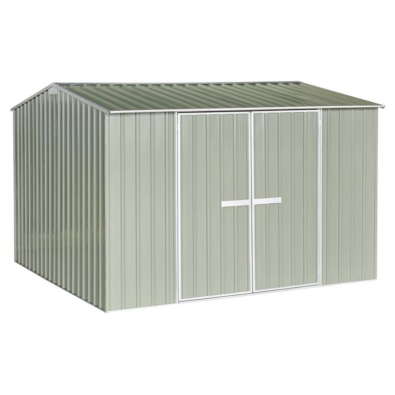 Hazy grey garden shed GVO3030