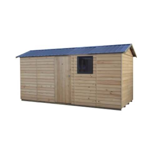 haast garden shed