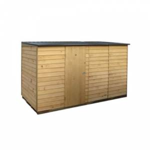 lyell timber garden shed